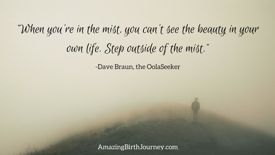 Dave Braun Quote from Oola Dream Tour Stop at Austin Barnes and Noble Bookstore.