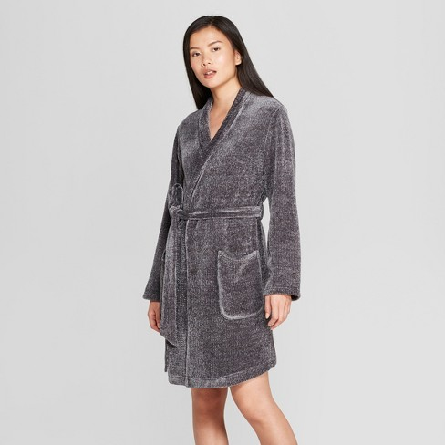 Target Women's Cozy Chenile Robe - Gilligan & O'Malley