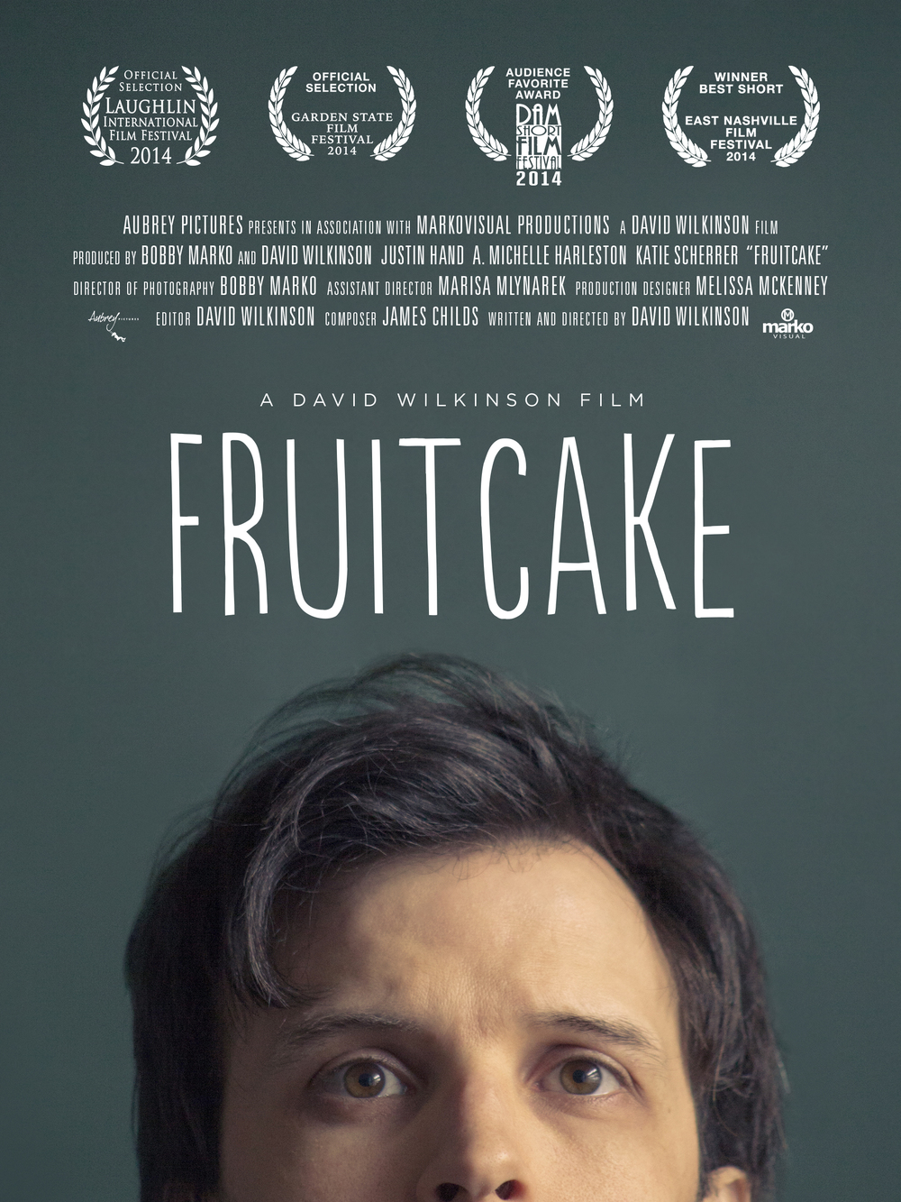 FRUITCAKE is a short film about a middle-aged man, Adam, and his unorthodox search for community. Preceding and during filming, I handled production design, ...