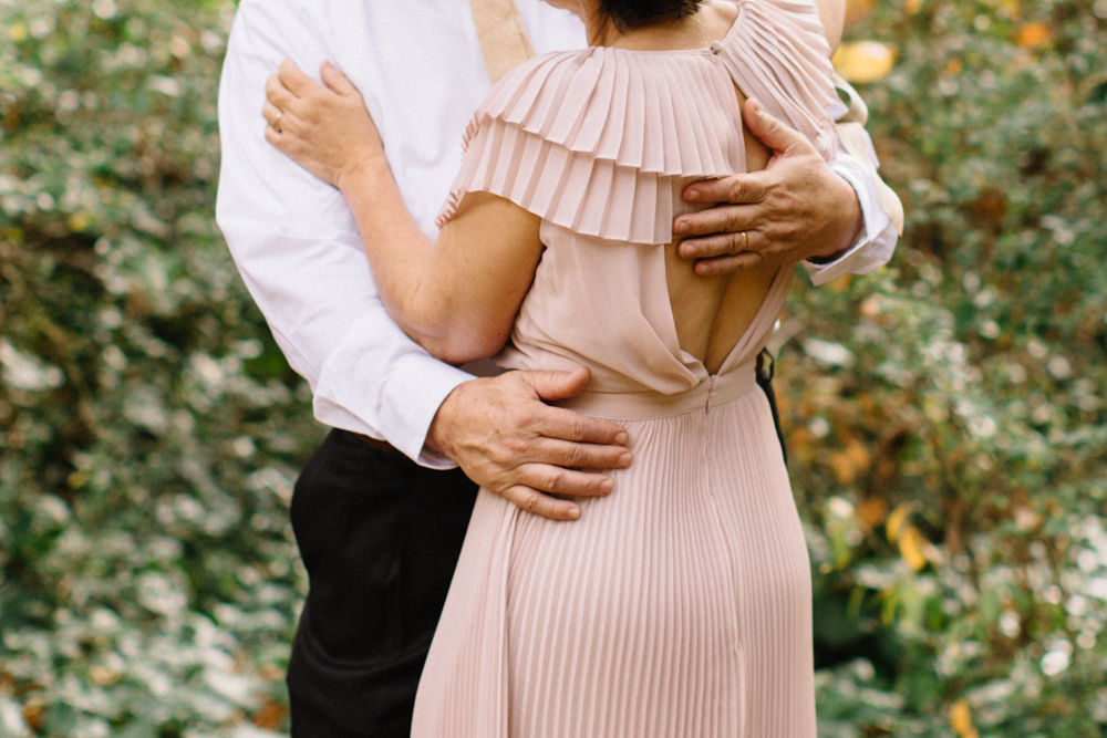 Four Corners Photography  Atlanta Wedding Photographer Atlanta Elopement Photographer Simple Wedding Martha Stewart Weddings Vow Renewal