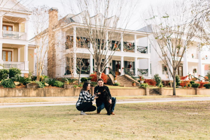 Four Corners Photography Hammond's Ferry Family Session Atlanta Newborn Photographer Atlanta Wedding Photographer Atlanta Elopement Photographer Augusta Wedding Photographer Couples Photography Fall Mini Session Labradoodle Crystal and Daniel Cucumber and Mint Augusta