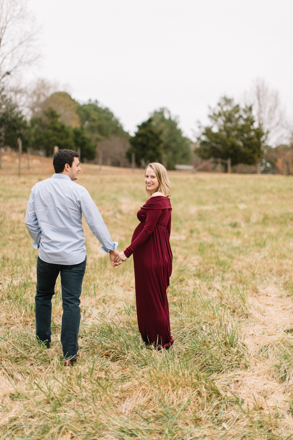Four Corners Photography Atlanta Best Maternity Photographer Atlanta Best Newborn Photographer Atlanta Newborn Photography McDaniel Farm Park Maternity Session Carrie and Jordan Maternity Session Fall 2016-141.jpg