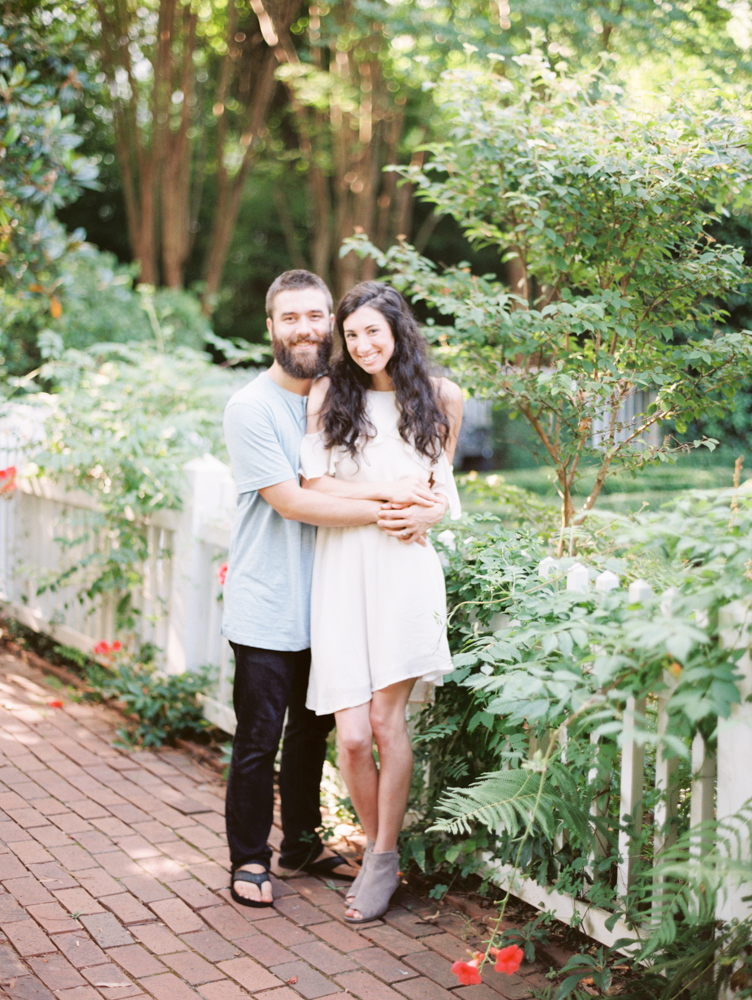 Four Corners Photograhy Athens Family Photographer Founders Garden Family Session Founders Garden Engagement Session Athens Wedding Photographer