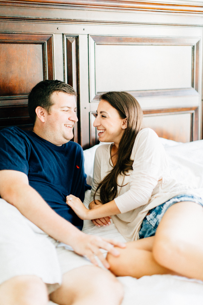Four Corners Photography Atlanta Engagement Session Lifestyle Enagement Session In Home Engagement Session Katerina and Justin Atlanta Best Wedding Photographer