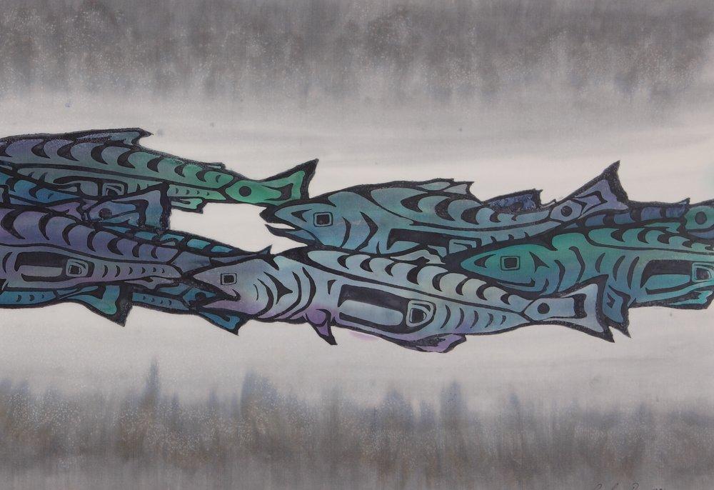 Salmon Passing
