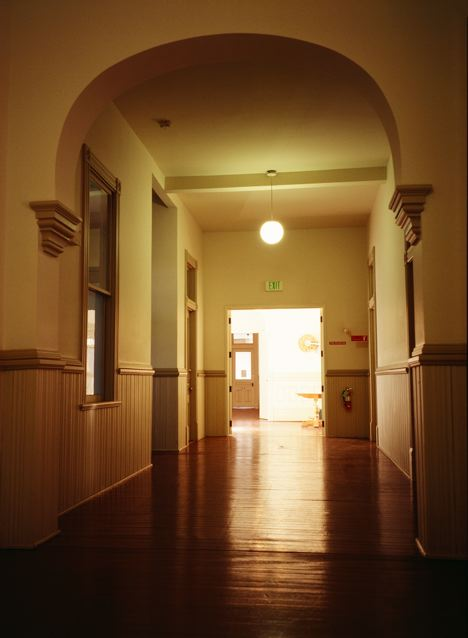 My office is on the second floor of the historic <br>Mount Baker Block Building