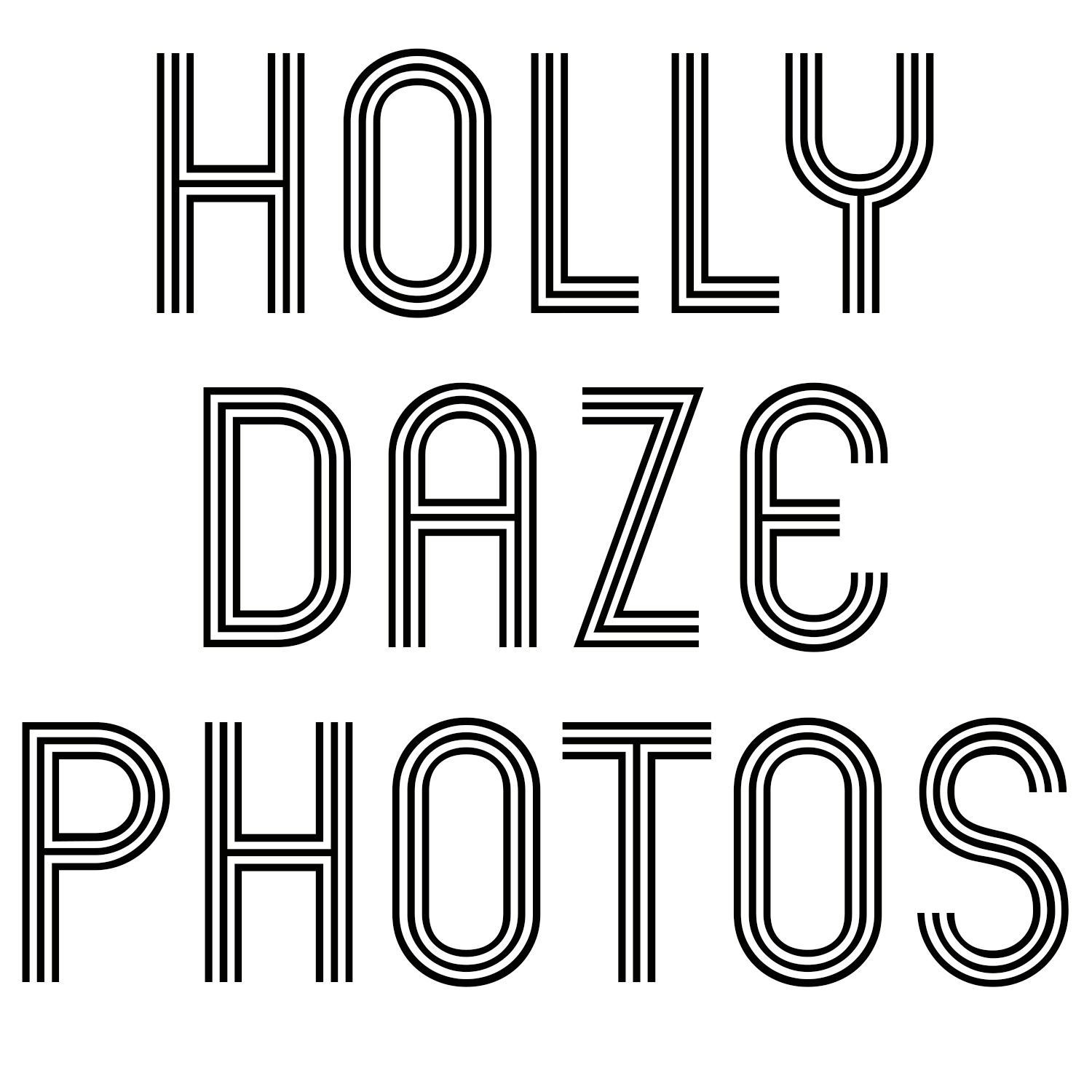 HOLLY DAZE PHOTOS