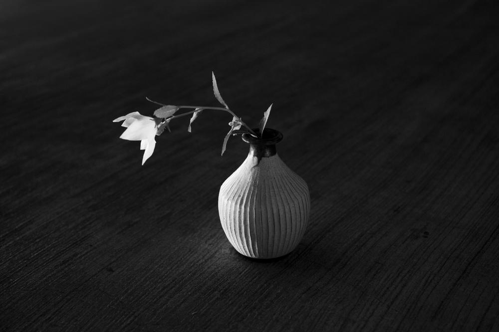 bud vase by  Akio Nukaga