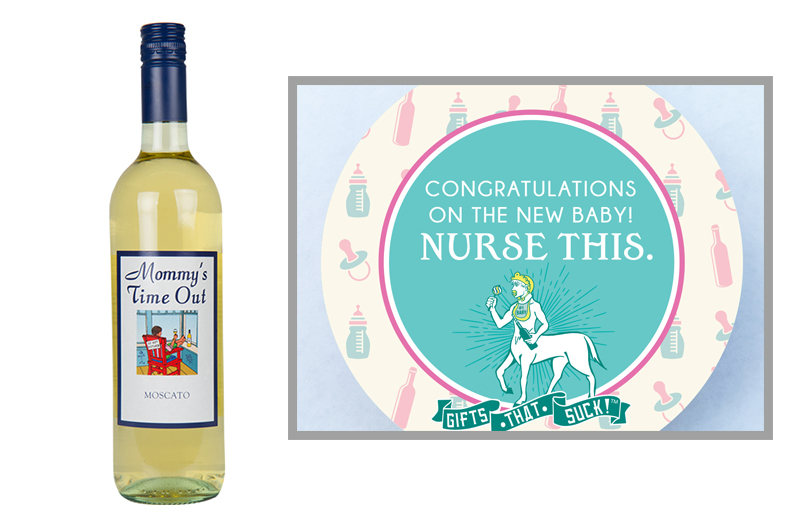 """2.  Mommy's Time Out Moscato from  totalwine.com  