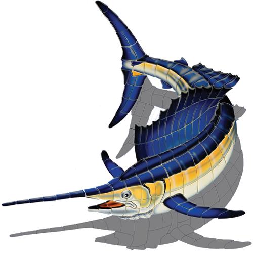 Sailfish (Reverse) w/sh