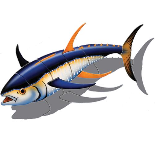Tuna (Left) w/sh