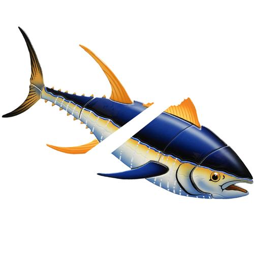 Tuna (Down) with Split