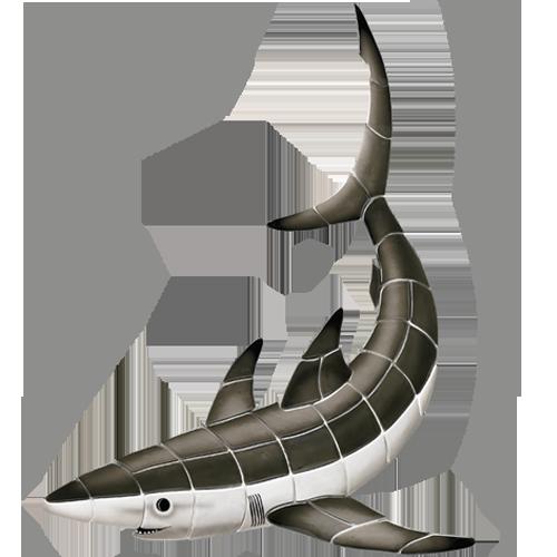 Shark (Grey)