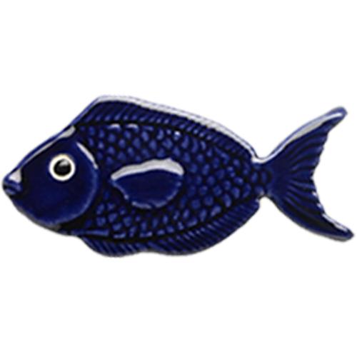 """4"""" Royal Blue Fish"""
