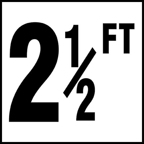 Smooth: DM41-2025 Non-Skid: DM42-2025