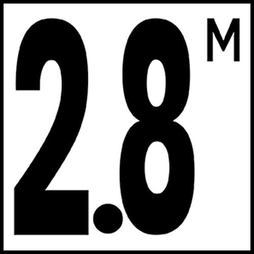 Smooth: DM51-531 Non-Skid: DM52-531