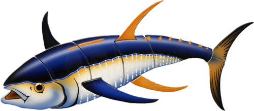 Tuna (Left)