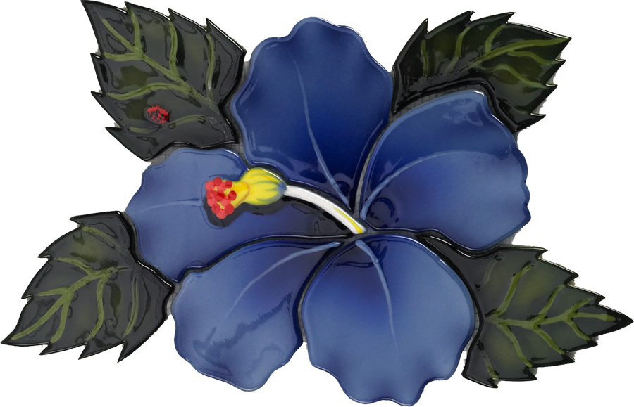SHF75B Single Blue Hibiscus Flower copy.png