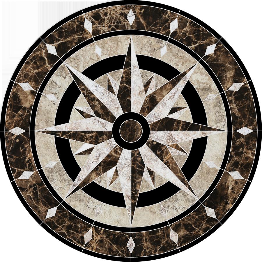 Compas Medallion.png