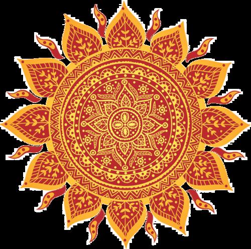 Boundless Energy Mandala