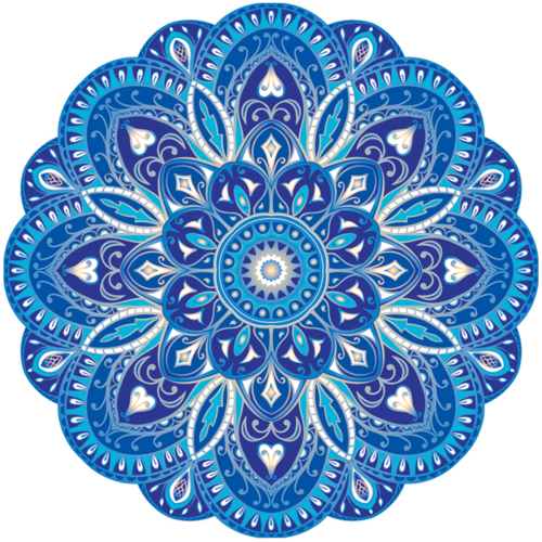 Crystal Sky Mandala