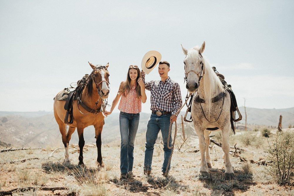 A Cowboy Proposal