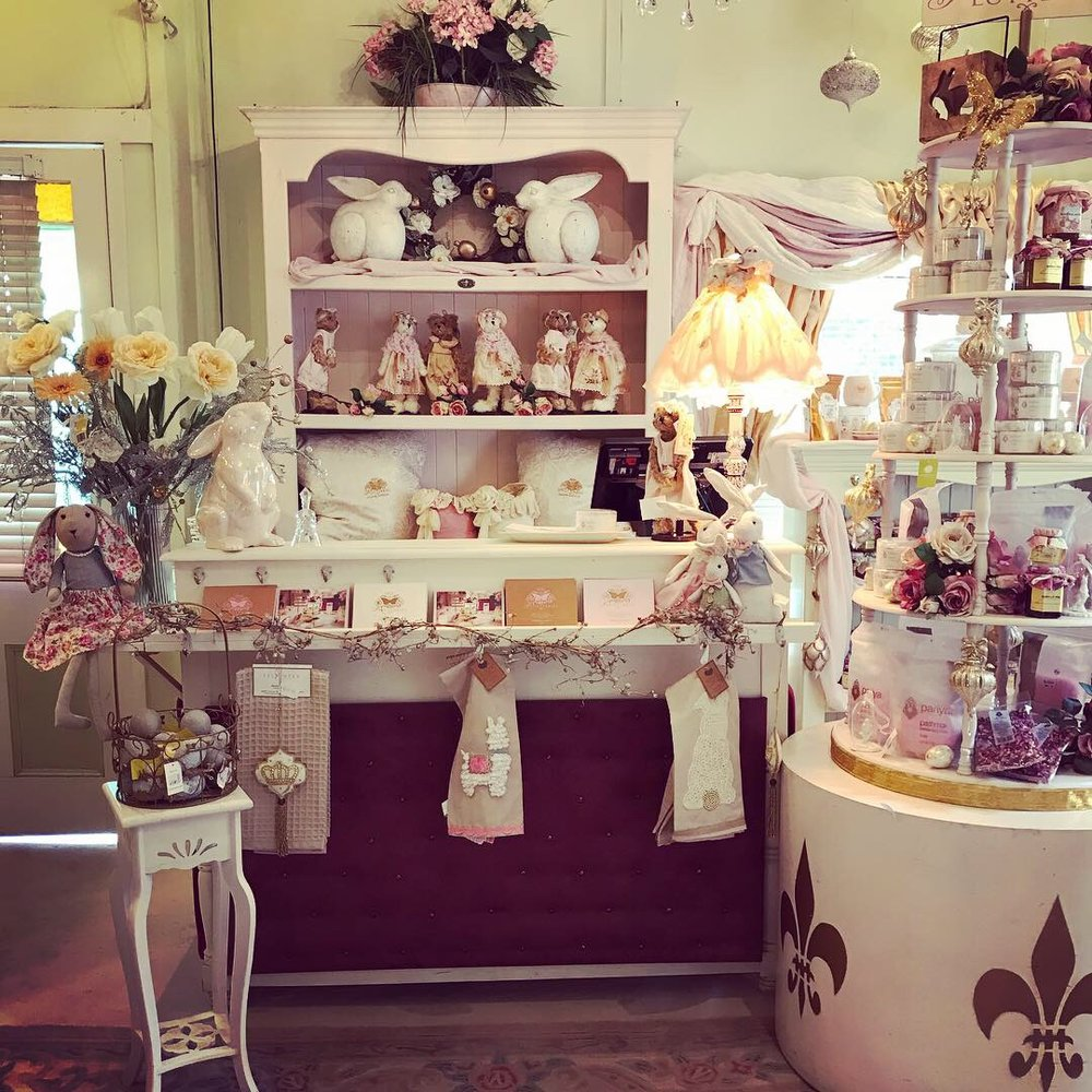 The Tearoom Shop is filled with Flutterbies Merchandise, and quintessential Flutterbies paraphernalia like the Rose Flavoured Persian Fairy Floss!