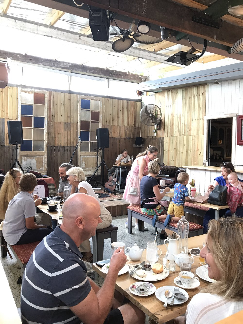 Live music on stage every Sunday Brunch between 10am and 2pm…
