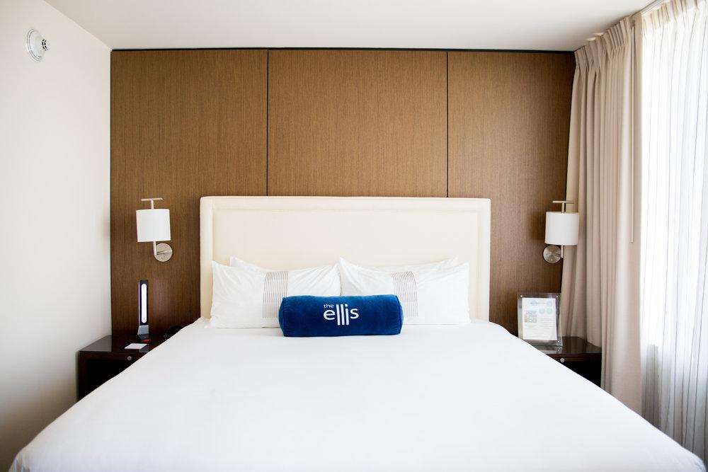The Ellis Hotel: Wellness Room -