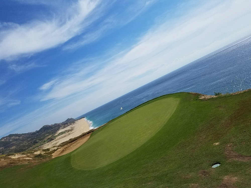 A view from the Quivira Golf Course / Photo: Melissa Paltrowitz
