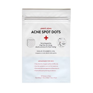 Acne Patches by Peach Slices, $5