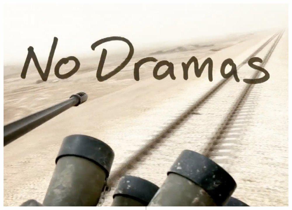 No Dramas; recordings from Iraq (2008)    Australian War Memorial