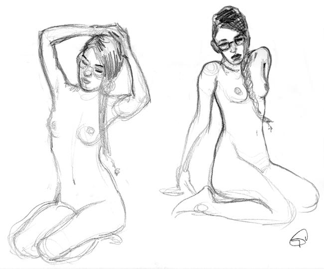 Rew @ DeadEnd Drawing Club