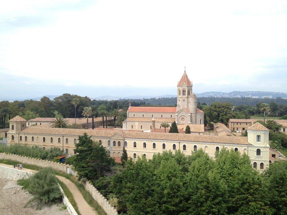 L'erins Monastery...