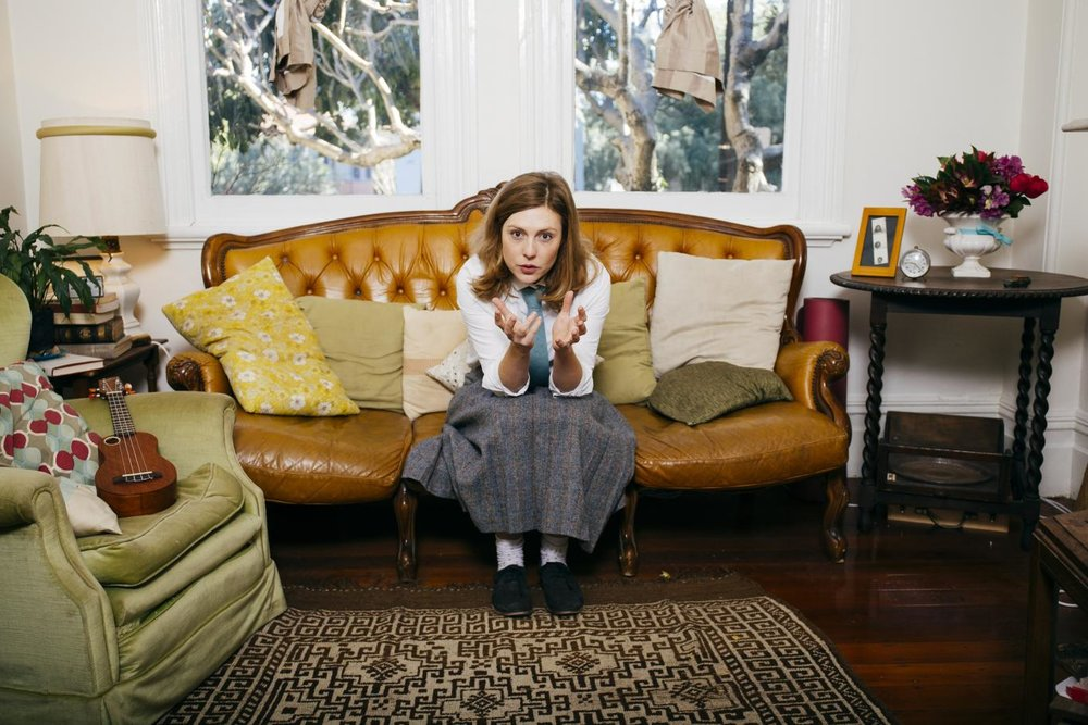 ARMCHAIR APOCALYPSE award-winning micro-theatre in a stranger's house - Originally produced by Art & About Sydney