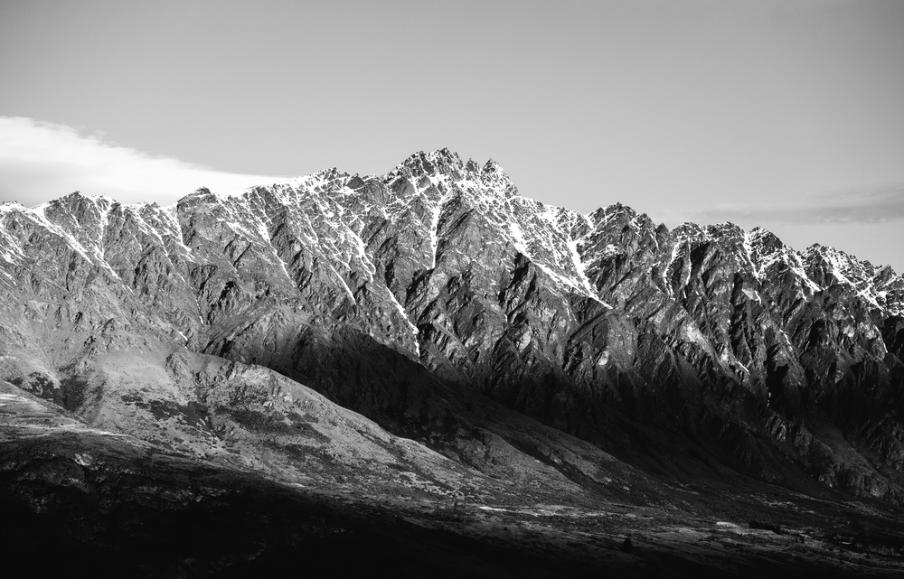 The Remarkables - or as my mother calls them, The Incredibles.