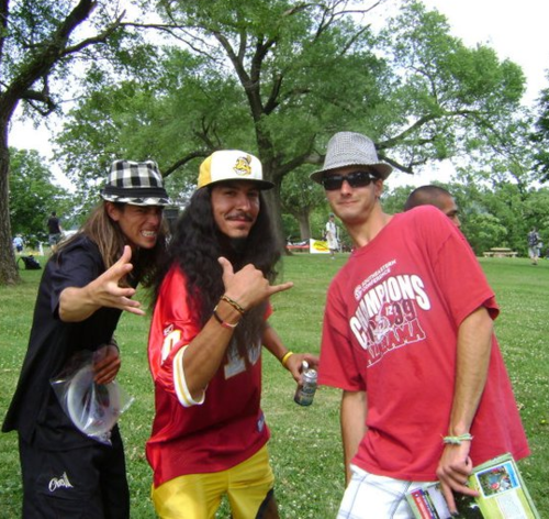 Barsby, Slim, Matty O.      -Kansas City, 2010