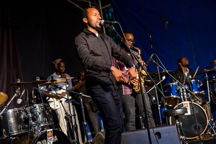 DrumJam (Kenya). Photo: Quaint Photography