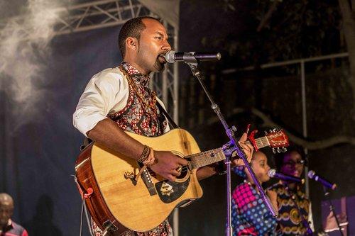 An Evening Of AfroJazz, June 2016. Photo: Wamwiri Kimachia