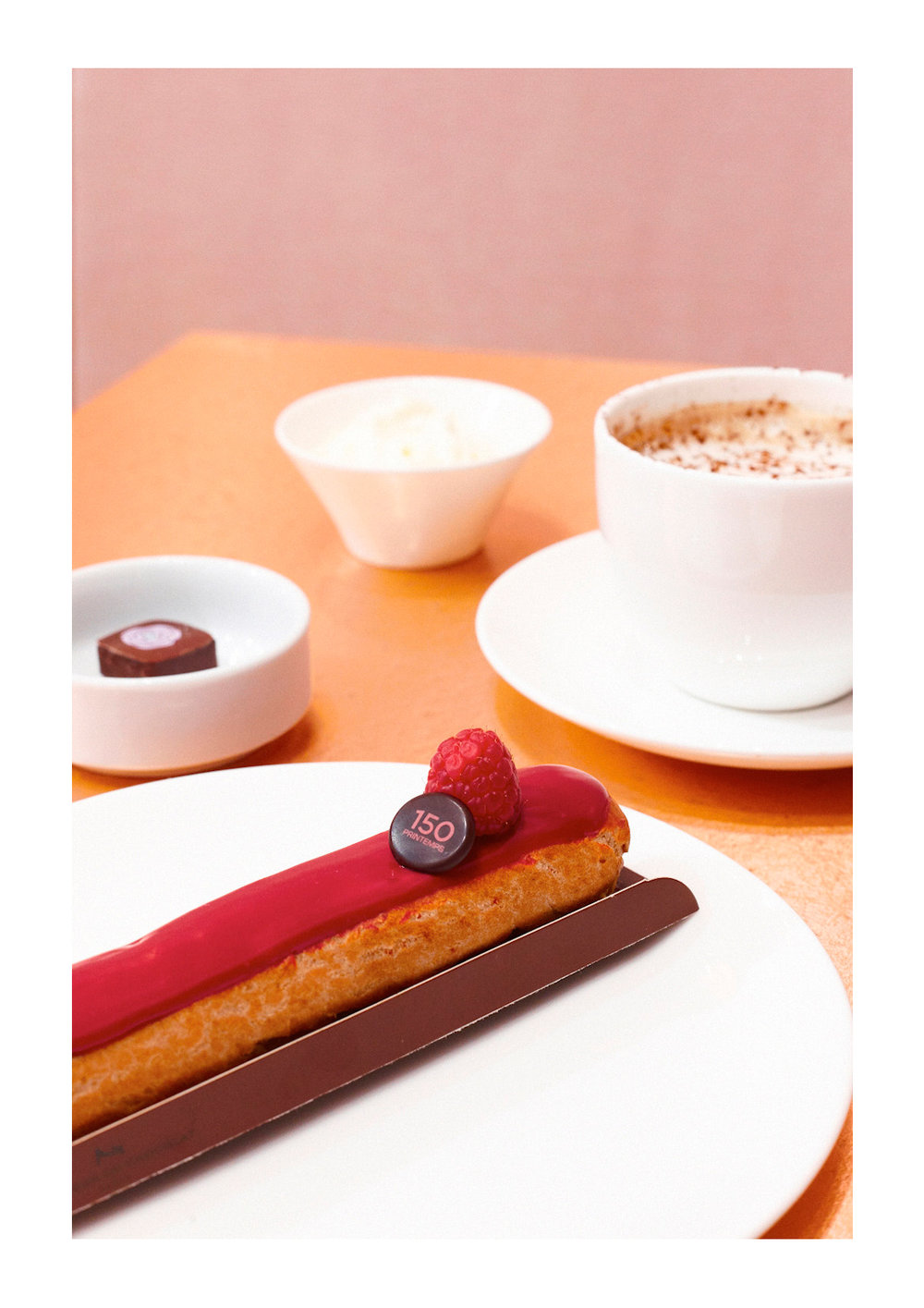 PRINTEMPS   Maison du chocolat