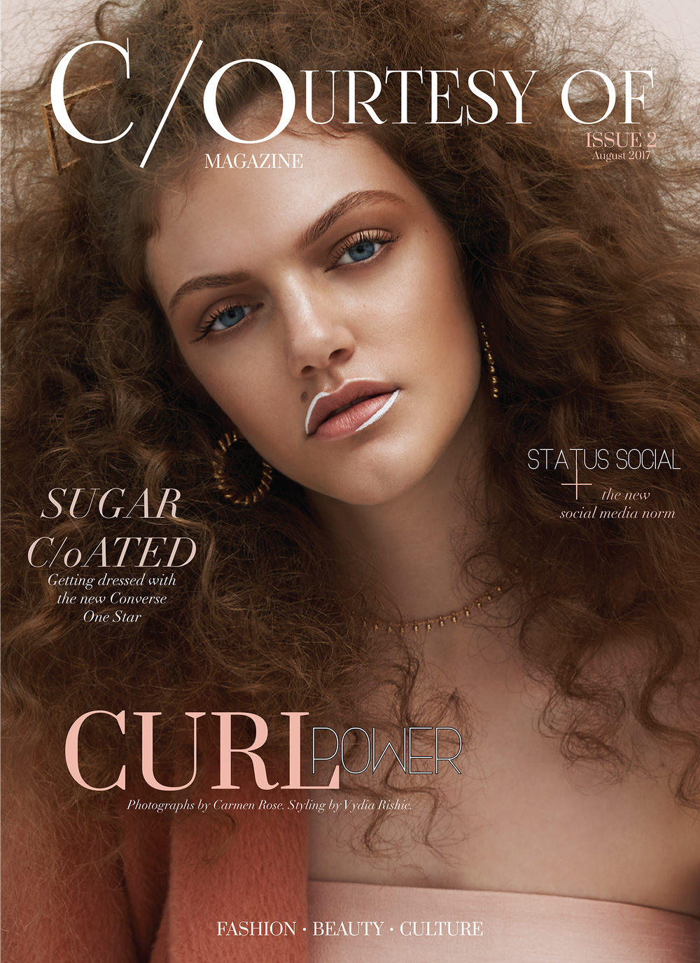 CURLPOWER - C/OURTESY OF Magazine