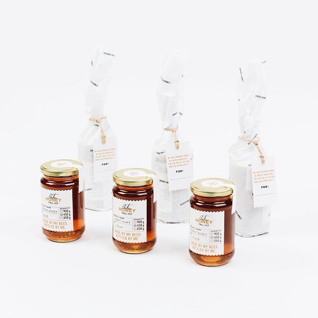 #antonhoney #rawhoney #packaging #foresthoney #gift #natural #honey #miele #slovenianhoney
