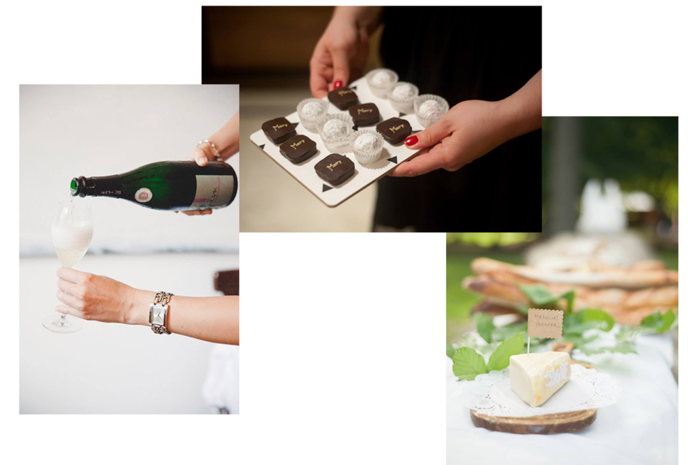 Les Cheese&Wine Sauvages — 2014 © Jehanne Moll / © Emmanuelle Gerin