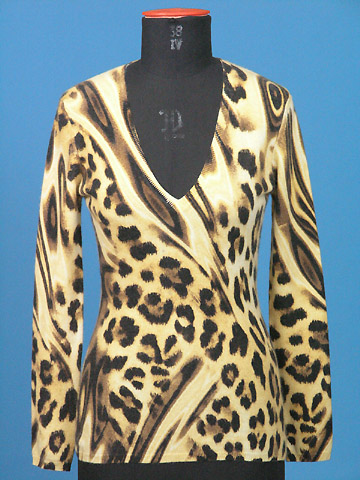 FP-114 Animal print allover