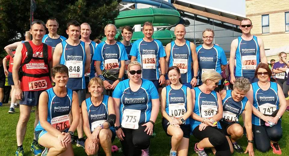 Lisburn Half Marathon & 10k