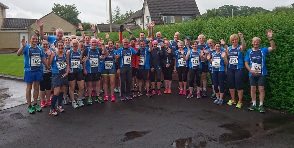 A large turnout at the Jude Gallagher Memorial Round The Bridges 10-miler in Limavady