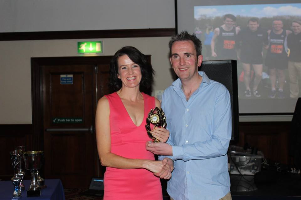Gillian Wasson - Outstanding Female Performance