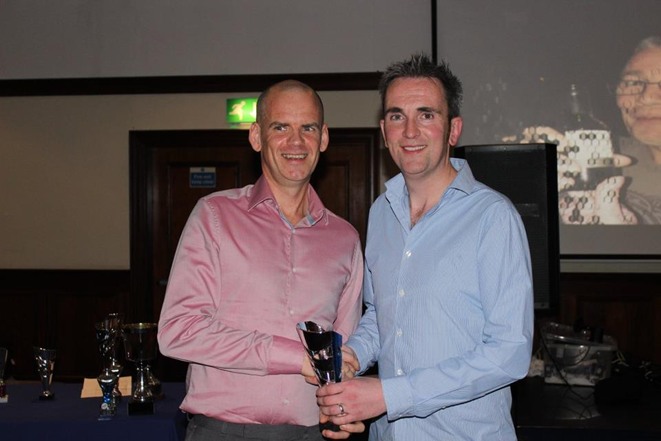 John Robinson - Most Improved Male