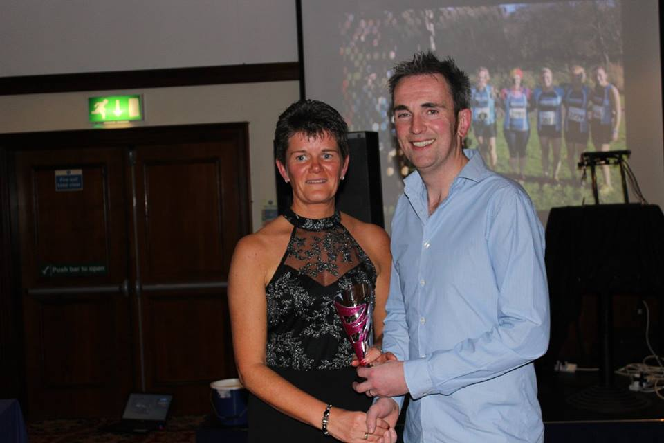 Linda Petticrew - Most Improved Female