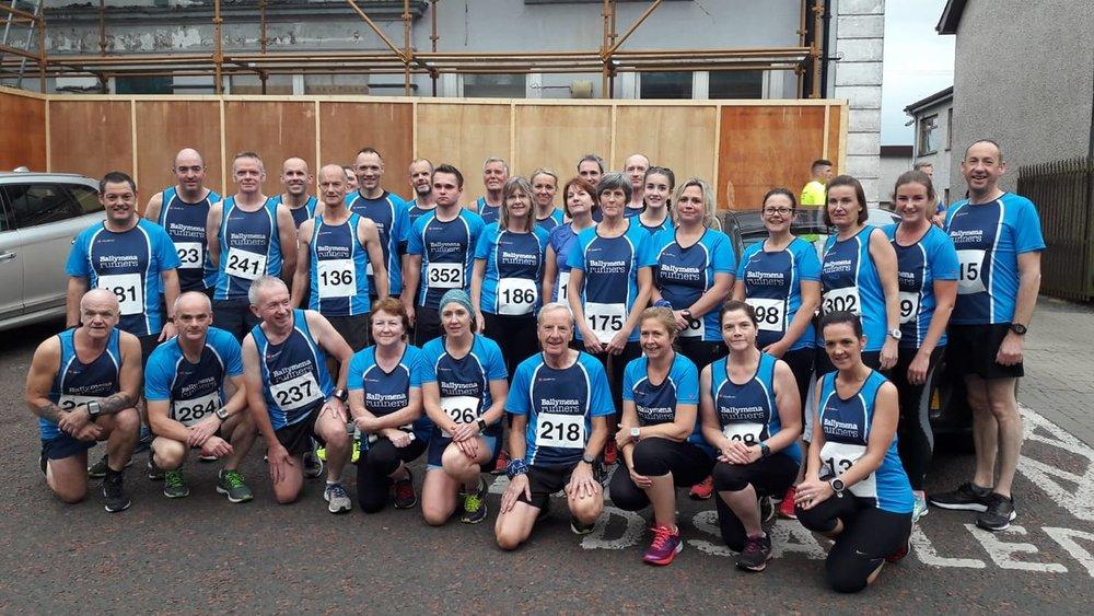 Ballymena Runners in Portglenone